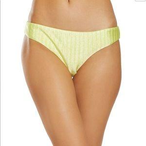 Bikini Lab Luster Texture Bikini Bottom